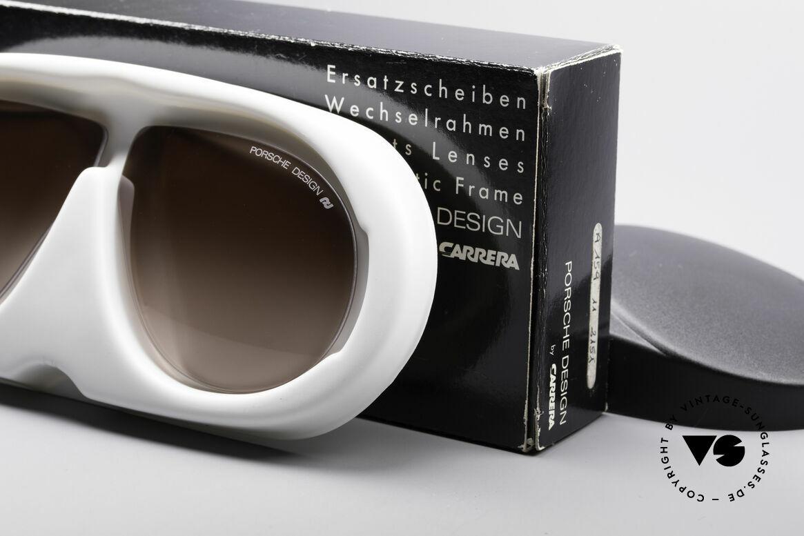 Porsche 5628 Lenses 80er Faltsonnenbrille, orig. Gläser aus den 80ern (made in Germany / Austria), Passend für Herren und Damen