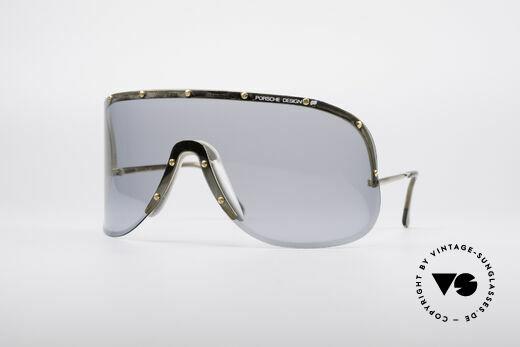 Porsche 5620 Yoko Ono Sonnenbrille Details