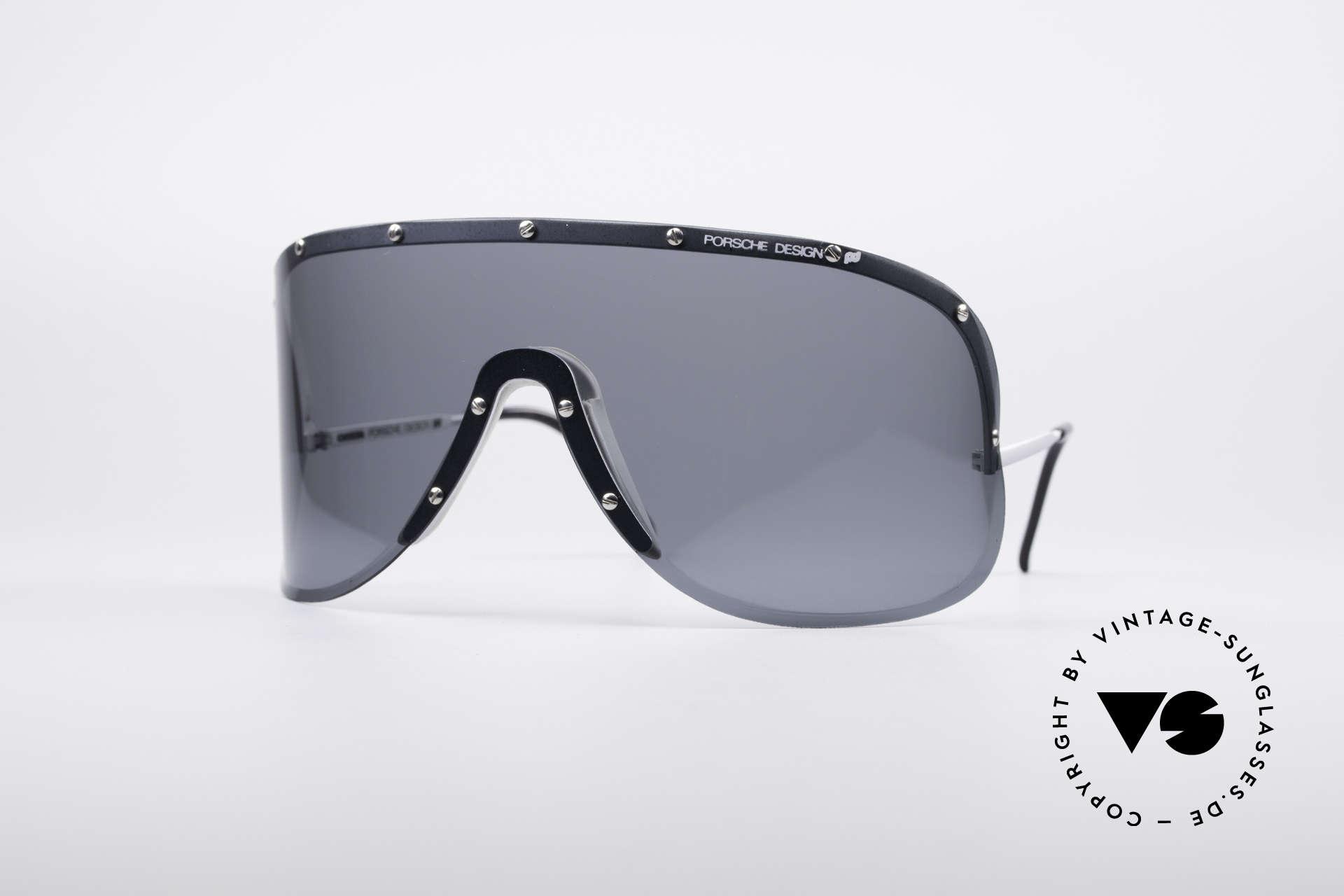 Sonnenbrillen Porsche 5620 Yoko Ono Sonnenbrille Vintage