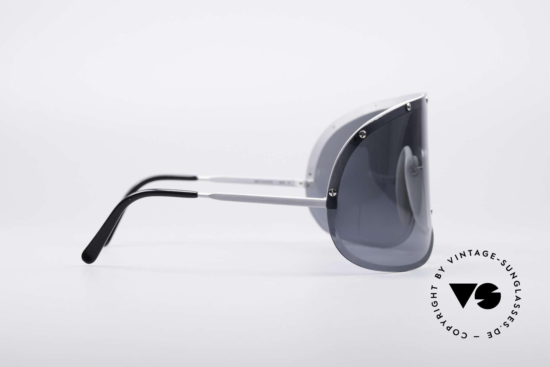 """Porsche 5620 Yoko Ono Sonnenbrille, daher weltweit als die """"Yoko Ono Sonnenbrille"""" bekannt, Passend für Herren und Damen"""