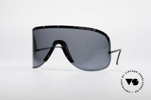 Porsche 5620 Yoko Ono Sonnenbrille 80er Details