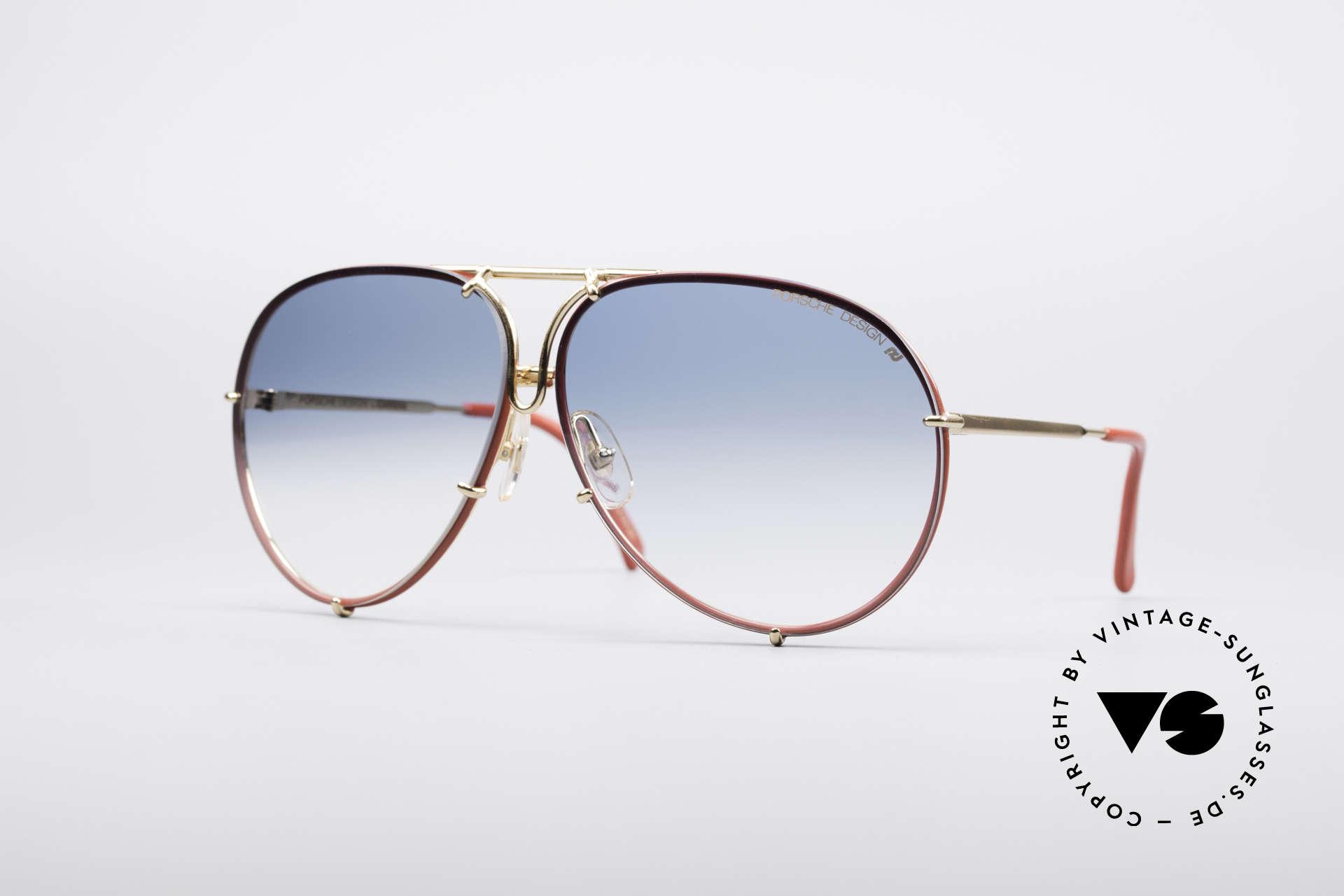 Porsche 5623 Limited Special Edition 80er, KEINE Retro Sonnenbrille; sondern ein 80er Original!!, Passend für Damen