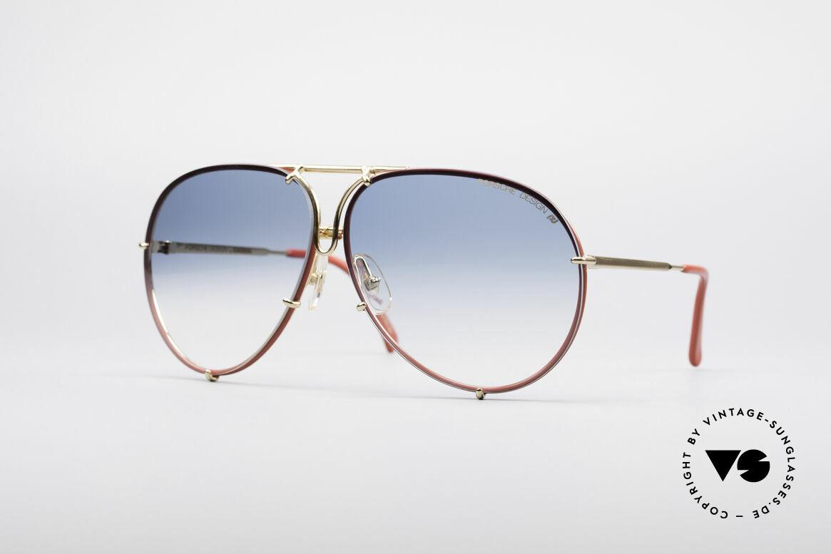 Porsche 5623 Limited Special Edition, KEINE Retro Sonnenbrille; sondern ein 80er Original!!, Passend für Damen