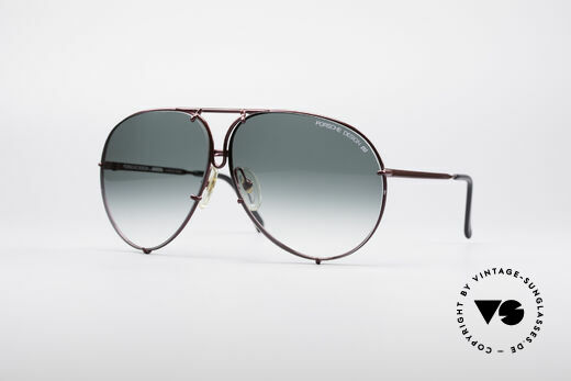 Porsche 5623 80er Piloten Sonnenbrille Details