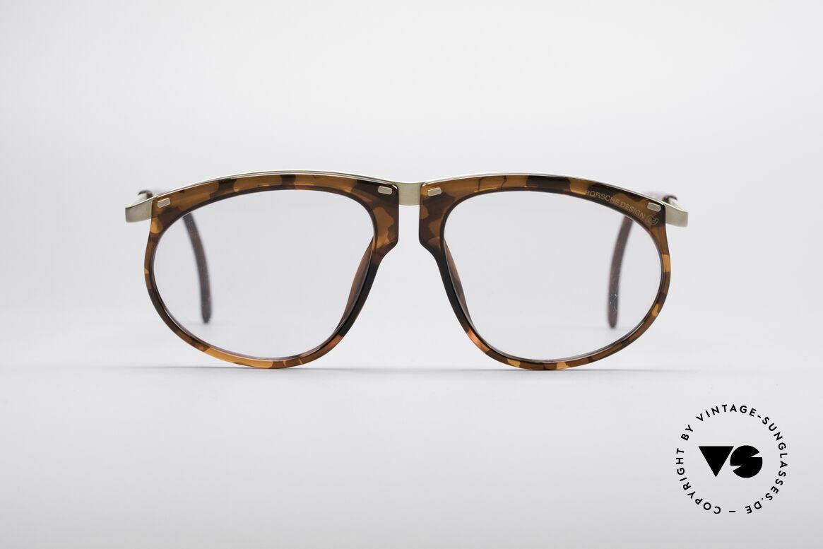 Porsche 5660 Einstellbare Vintage Brille, einzigartige PORSCHE DESIGN by Carrera Brille, Passend für Herren