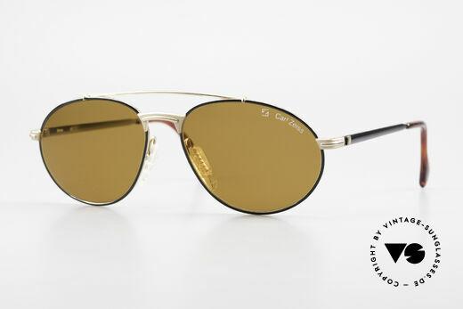 Zeiss 9401 90er Qualitätsbrille Herren Details