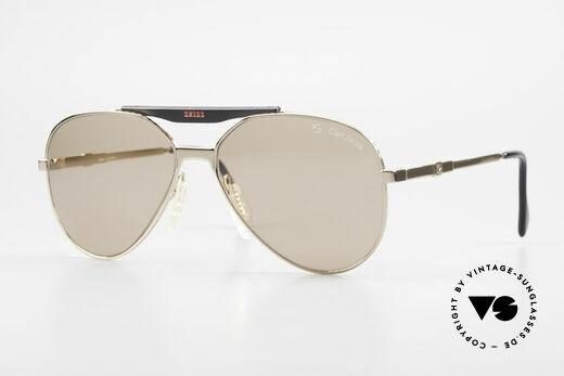 Zeiss 9931 Premium Vintage Sonnenbrille Details