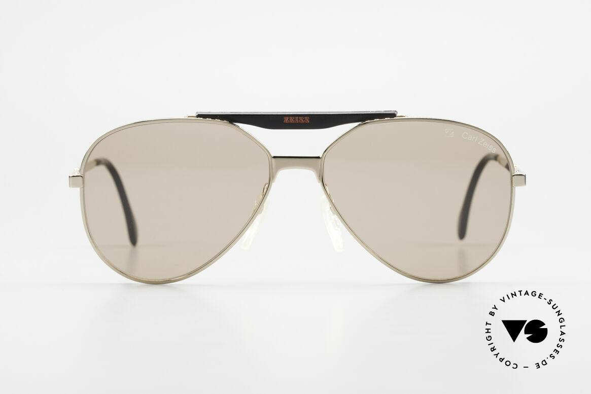 Zeiss 9931 Premium Vintage Sonnenbrille, kostbare Premium-Sonnenbrille von Zeiss, Deutschland, Passend für Herren