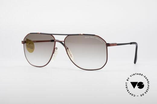 Zeiss 9288 Echt 80er Vintage Brille Details