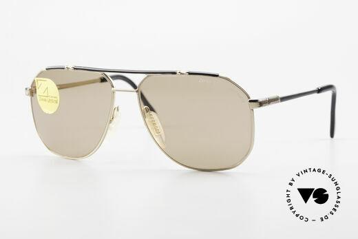 Zeiss 9288 Umbral 80er Qualitätsbrille Details