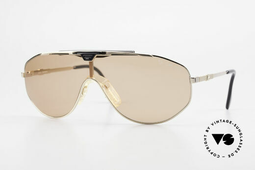 Zeiss 9937 Panorama Sonnenbrille 90er Details
