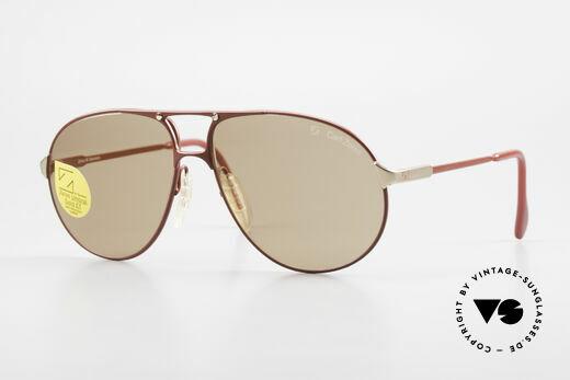 Zeiss 9289 Umbral Qualität Sonnenbrille Details