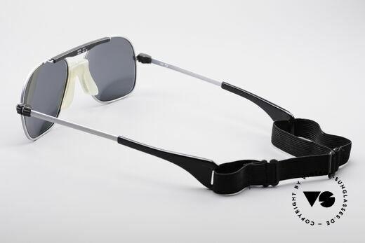 Zeiss 8203 Swiss Army 80er Brille