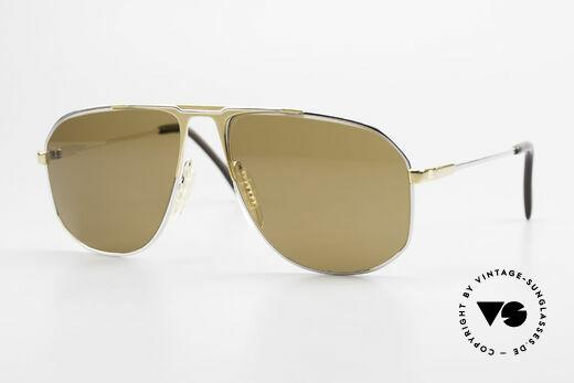 Zeiss 5871 80er Qualität Sonnenbrille Details