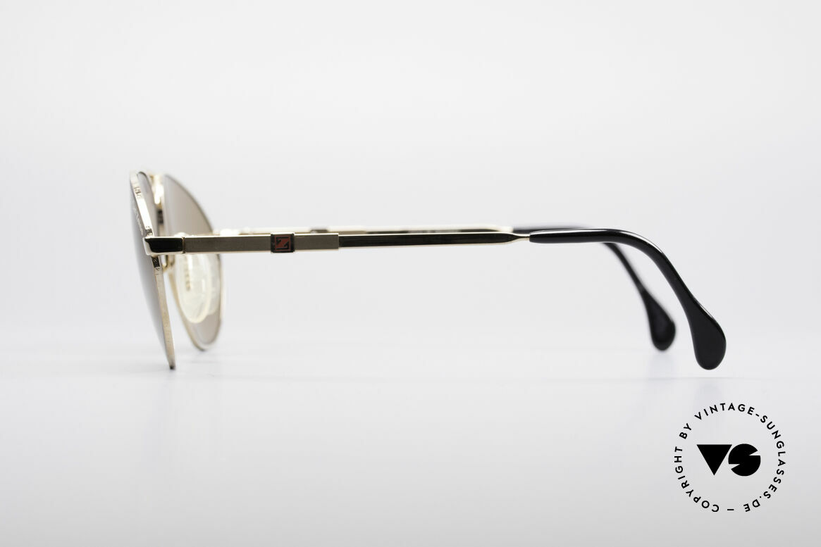 Zeiss 9927 80er Top Qualität Brille, Größe: medium, Passend für Herren