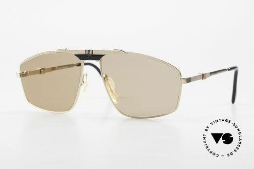 Zeiss 9925 80er Gentleman Sonnenbrille Details
