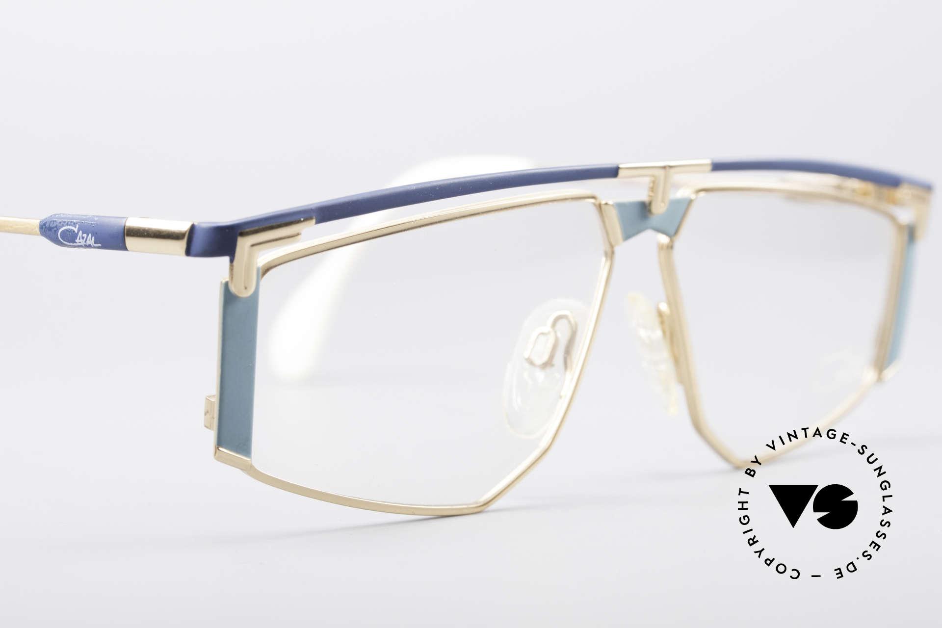 Cazal 235 Titanium Vintage 80er Cazal, ungetragen (wie alle unsere 80er vintage Titan-Brillen), Passend für Herren und Damen