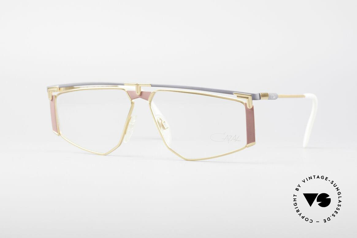 Cazal 235 Rare Titanium Vintage Brille, vintage Cazal Titanium Brillenfassung von circa 1990, Passend für Herren und Damen