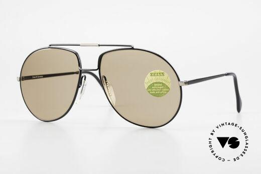 Zeiss 9369 Echt 80er Umbral Mineralglas Details