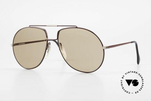 Zeiss 9369 80er Brille Mit Mineralglas Details