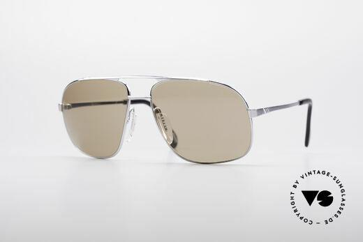 Zeiss 9263 80er Mineralglas Brille Details