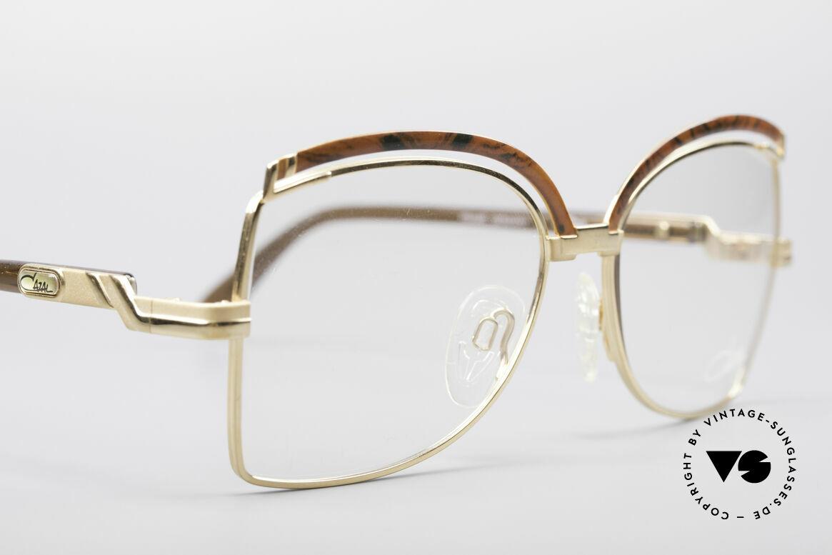Cazal 240 90er Damen Designerbrille, KEINE Retromode; ein ca. 27 Jahre altes Unikat!!, Passend für Damen
