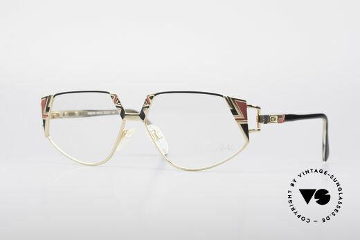 Cazal 238 90er Cateye Damenbrille Details