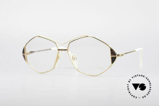 Cazal 233 Echt Vintage No Retro Brille Details