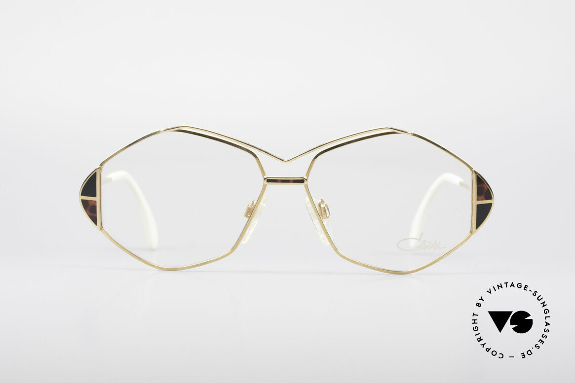 Cazal 233 Echt Vintage No Retro Brille, echtes vintage W.Germany-Original in Gr. 57/14, Passend für Damen