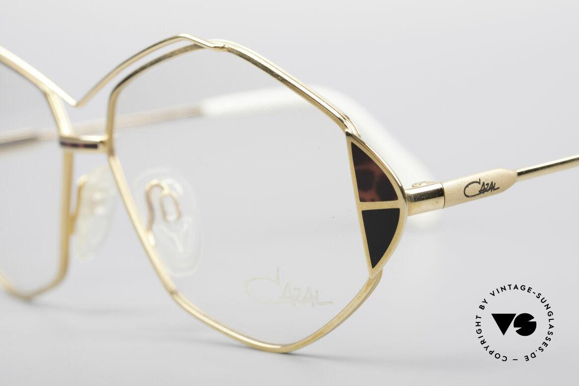 Cazal 233 Echt Vintage No Retro Brille, ungetragen (wie alle unsere vintage Cazal Brillen), Passend für Damen