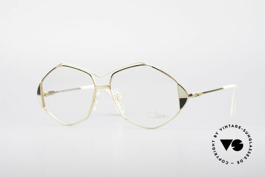 Cazal 233 Vintage West Germany Brille Details