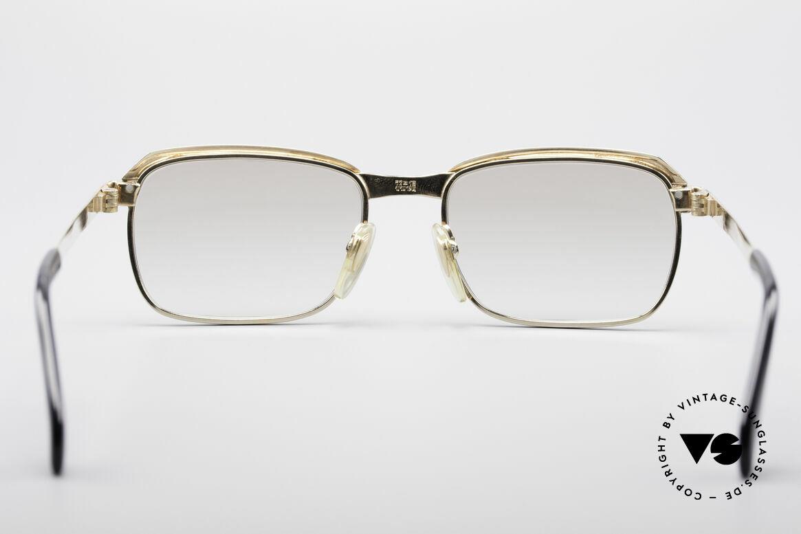 Metzler GF 60er Jahre Golddoublé Brile