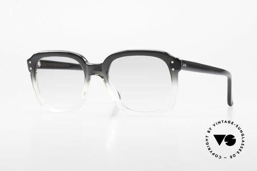 Metzler 449 Echte 70er Original Nerdbrille Details