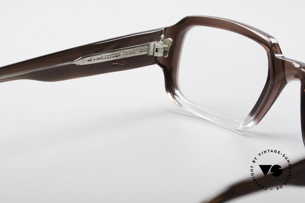 Metzler 4005 Original Marwitz Brille, daher auch in unserer Metzler-Kategorie zu finden, Passend für Herren