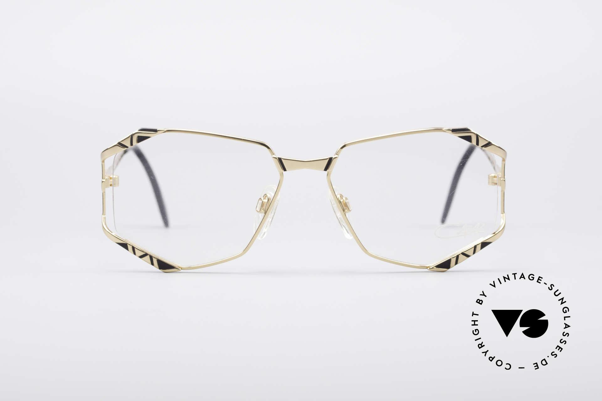 Cazal 245 90er Designer Damenbrille, Designer-Brillenfassung von CAri ZALloni (CAZAL), Passend für Damen