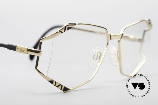 Cazal 245 90er Designer Damenbrille, KEINE retro Brillenmode, 100% vintage Original !!, Passend für Damen