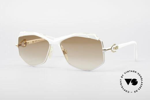 Cazal 230 80er Hip Hop Sonnenbrille Details