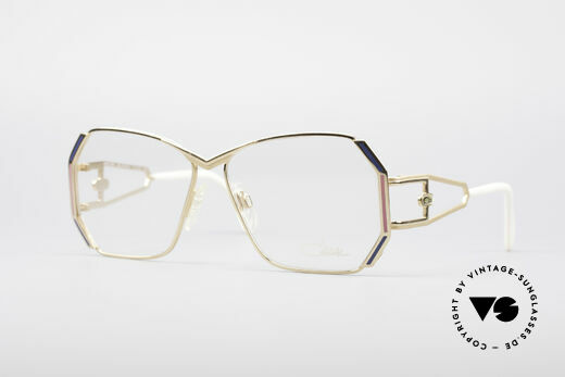 Cazal 225 80er Old School HipHop Brille Details
