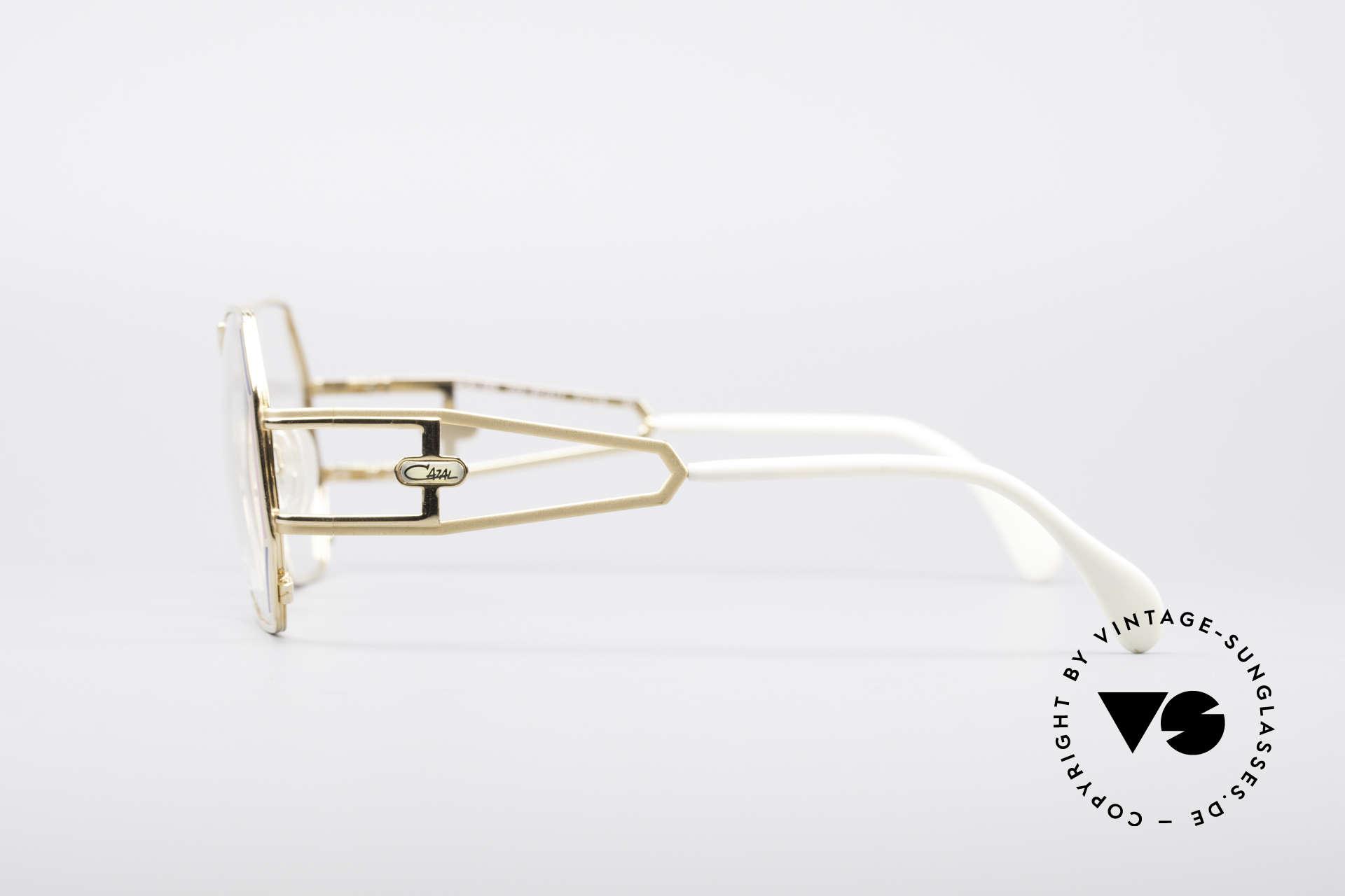 Cazal 225 80er Old School HipHop Brille, KEINE RETROBrille, sondern ein echtes vintage Unikat, Passend für Damen