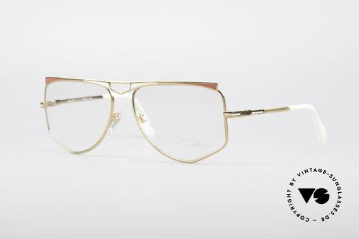 Cazal 227 Echt 80er Vintage Brille Details