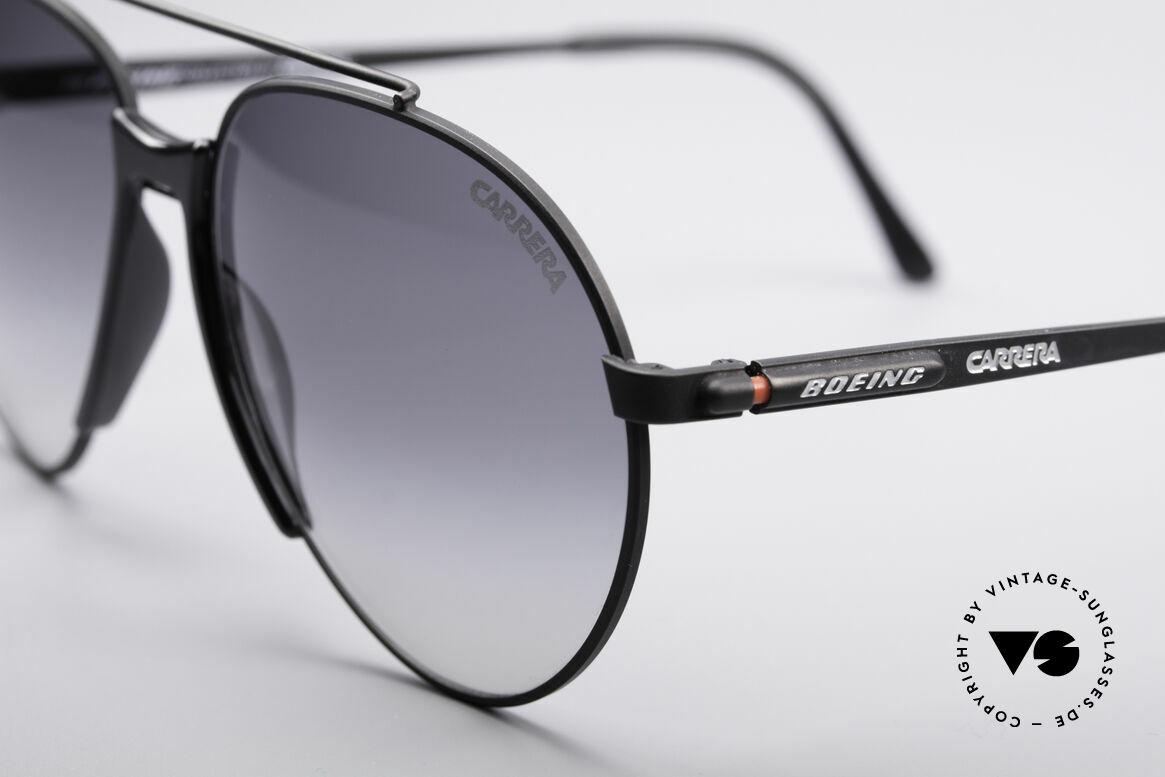 Boeing 5734 Alte Brille 80er Piloten Brille, entsprechend hochwertig und kostbar (Sammlerstück), Passend für Herren und Damen