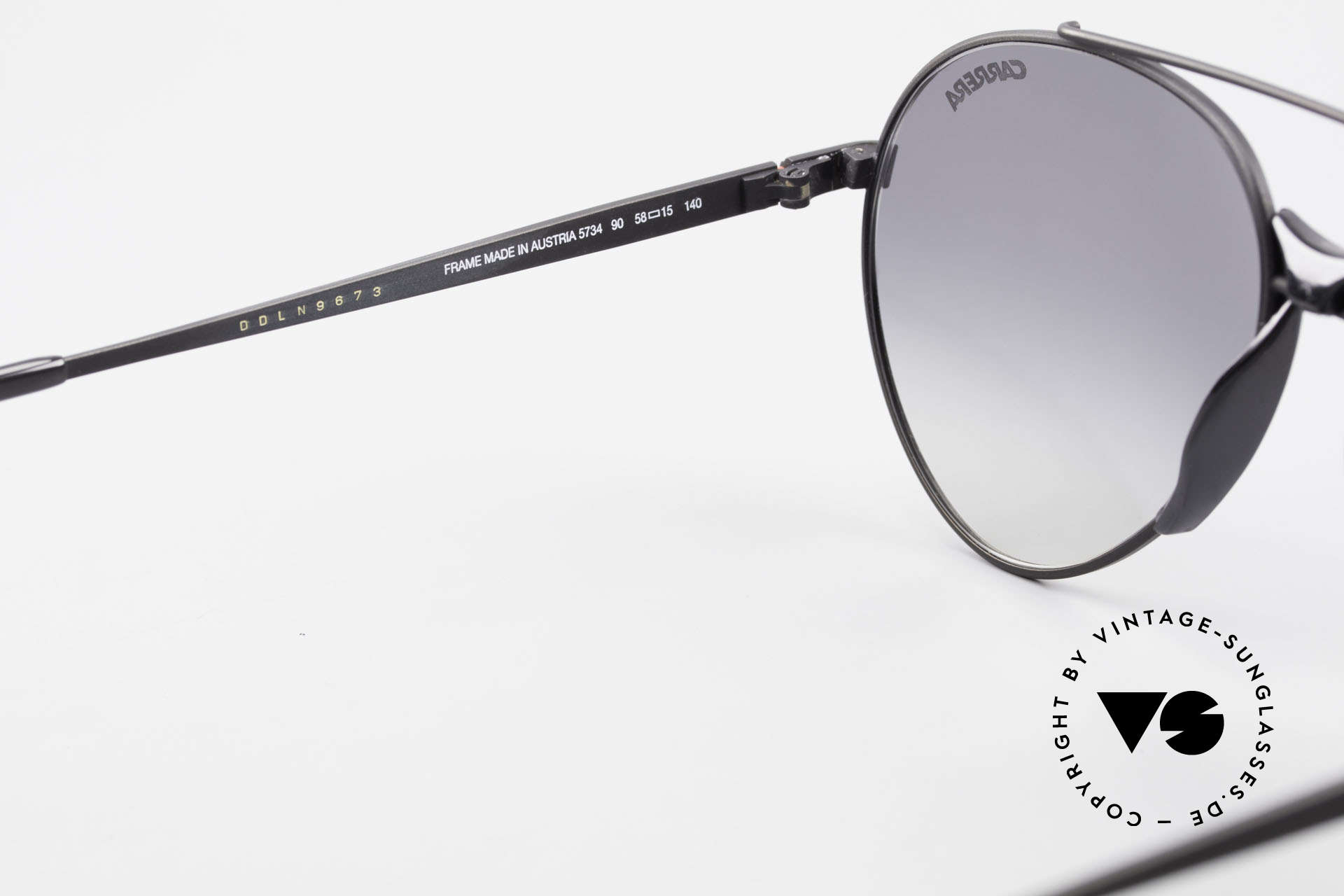 Boeing 5734 Alte Brille 80er Piloten Brille, ungetragen (wie alle unsere vintage BOEING Brillen), Passend für Herren und Damen