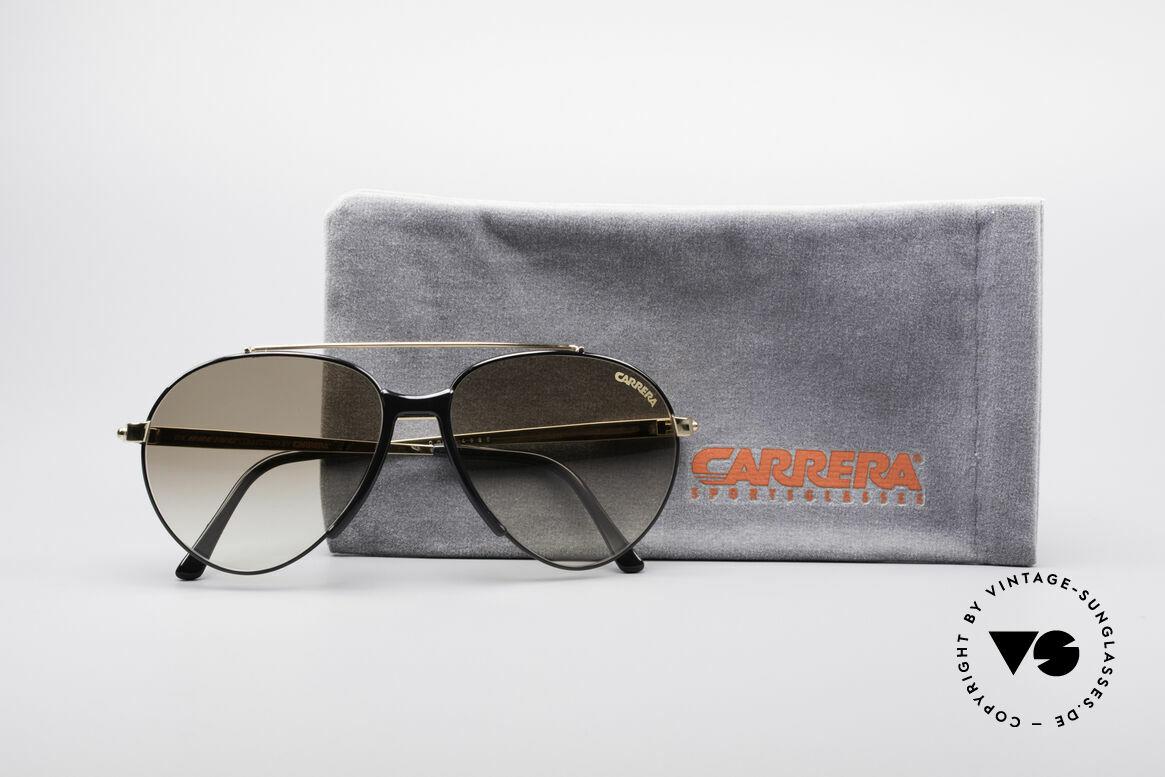 Boeing 5734 80er High Tech Pilotenbrille, ungetragen (wie alle unsere vintage BOEING Brillen), Passend für Herren und Damen