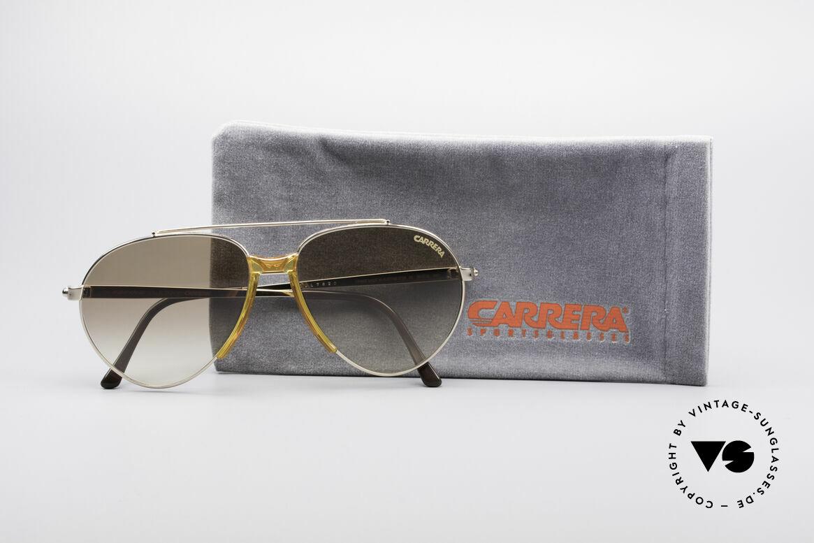 Boeing 5734 Alte Brille Pilotenbrille 80er, Größe: medium, Passend für Herren und Damen
