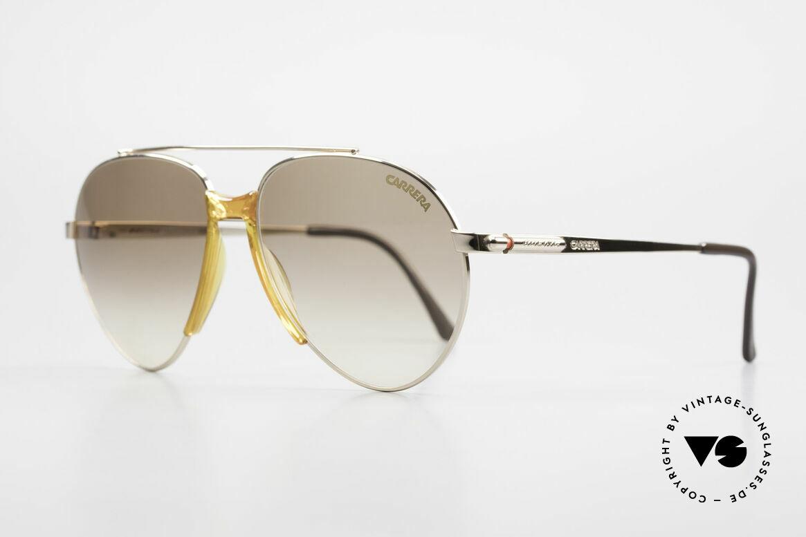 Boeing 5734 Alte Brille Pilotenbrille 80er, Ende der 80er extra für die Boeing-Piloten produziert, Passend für Herren und Damen