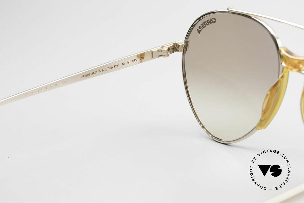 Boeing 5734 Alte Brille Pilotenbrille 80er, ungetragen (wie alle unsere vintage BOEING Brillen), Passend für Herren und Damen