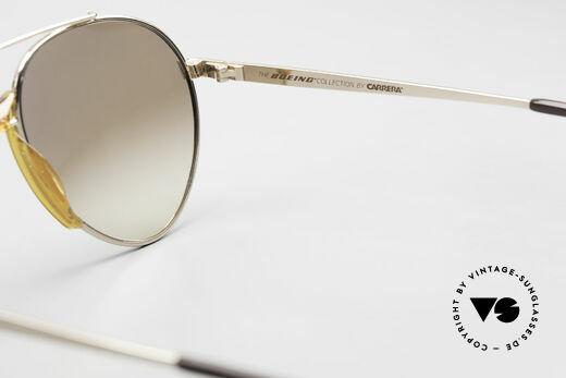 Boeing 5734 Alte Brille Pilotenbrille 80er, KEINE Retrobrille; ein echtes ORIGINAL von 1988/89!, Passend für Herren und Damen