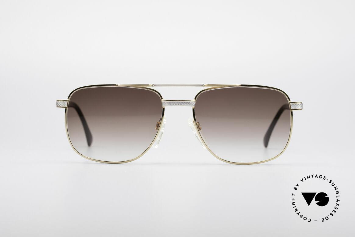 Metzler 7529 80er Titan Luxusbrille
