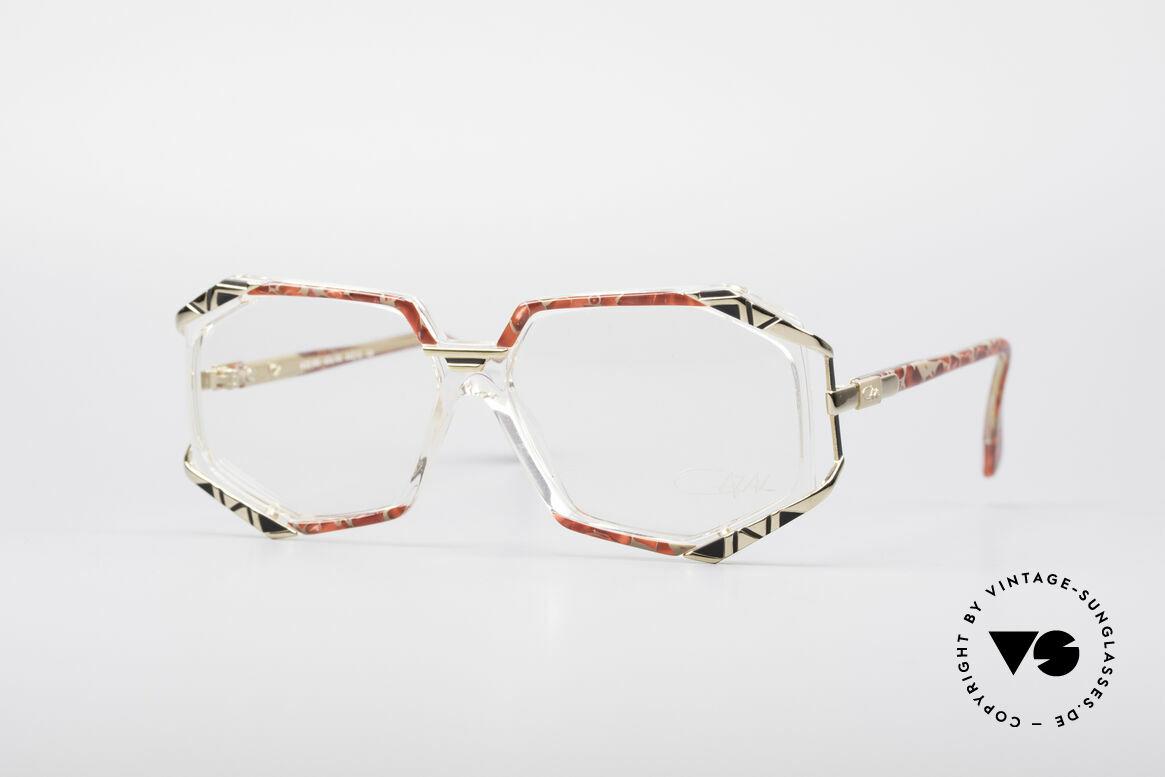 Cazal 355 Spektakuläre Vintage Brille