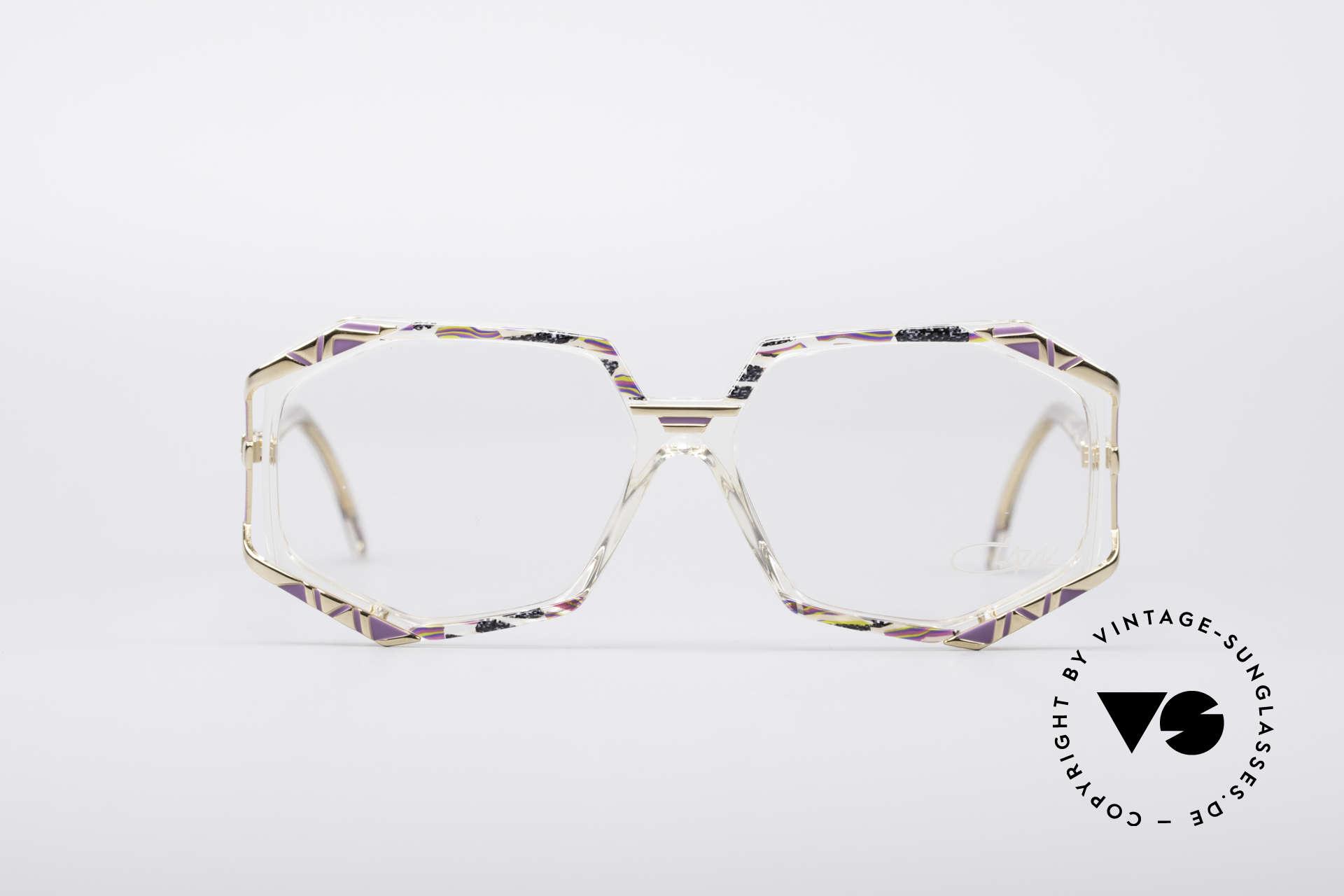 a6cc8028069 Brillen Cazal 355 Spektakuläre Vintage Brille